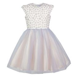 Tiulowa sukienka dla dziewczynki Otylia szara