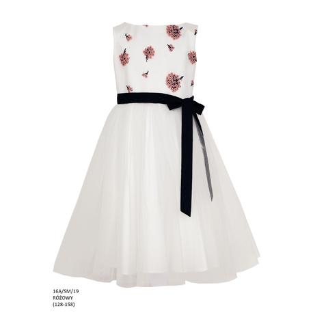Eleganckie Sukienki Dla Dziewczynek E Zygzakpl Oferta Komunijna