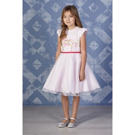 Sukienka tiulowa rozkloszowana Adriana rozm. 128-146, na wesela,sukienki balowe,sklep z ubraniami dla dzieci