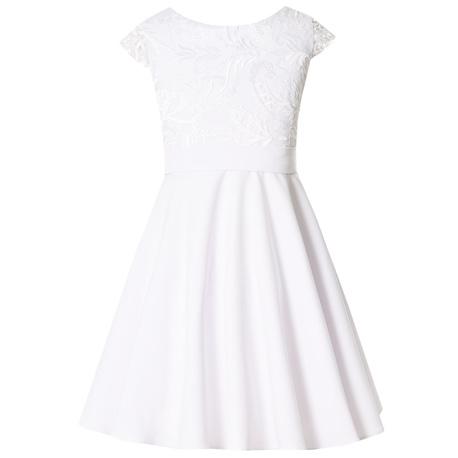 Sukienka na komunie dla dziewczynki Judi,modne sukienki,rozm. 134-158,sklep