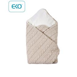 Rożek dzianinowy Kłosy R011- EKO