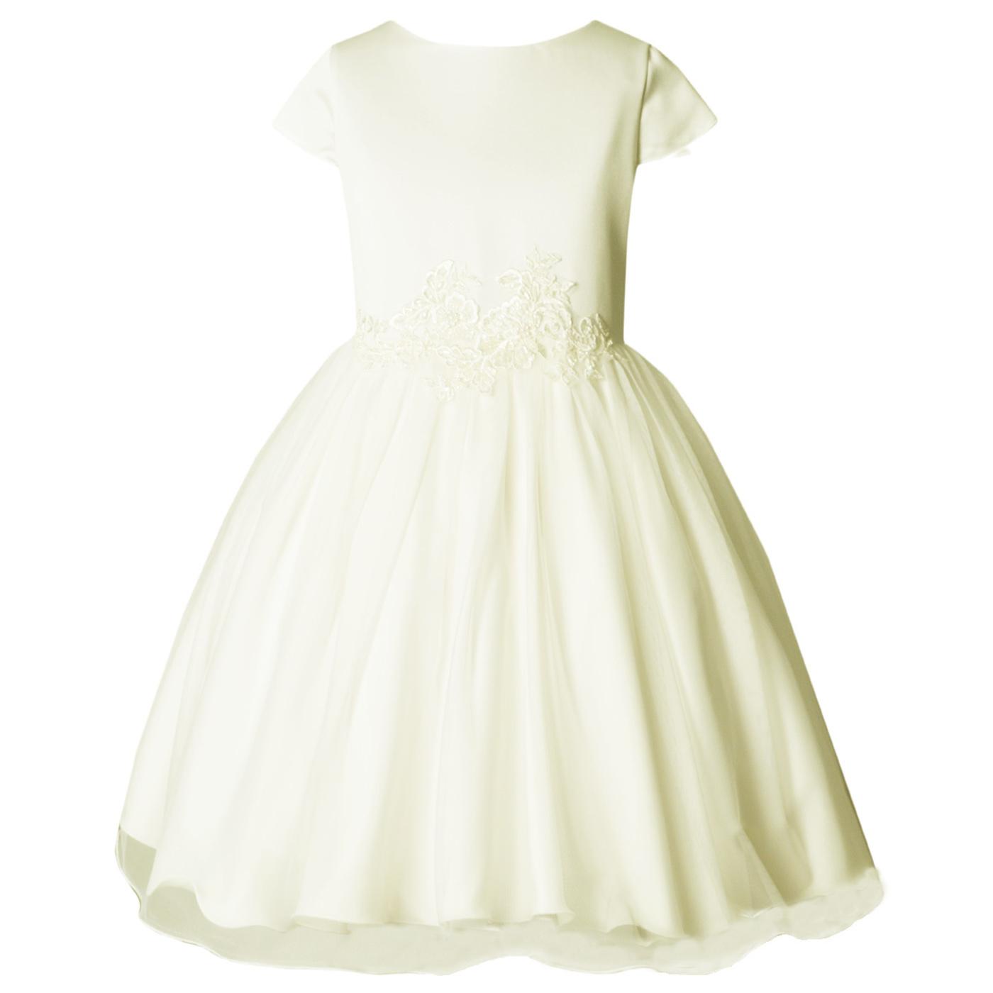 ad810b5b7f Komunijna sukienka tiulowa Hannah
