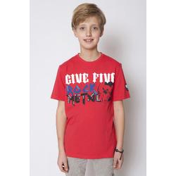 T-shirt chłopięcy Rock Metal - GF-5