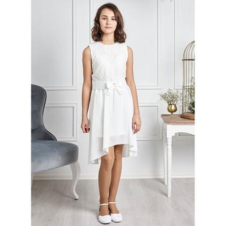 Sukienka pokomunijna Katia19,na komunię, na wesela, modne ubranka dla dzieci,