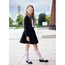 Bolerko dla dziewczynki Nina Czarne,szkolne, wizytowe,do spódnic,do sukienek,e-zygzak.pl