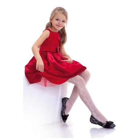 Rajstopy dziecięce wzorzyste Jasmina,szkolne,na wesela, wizytowe,sklep dla twojego dziecka