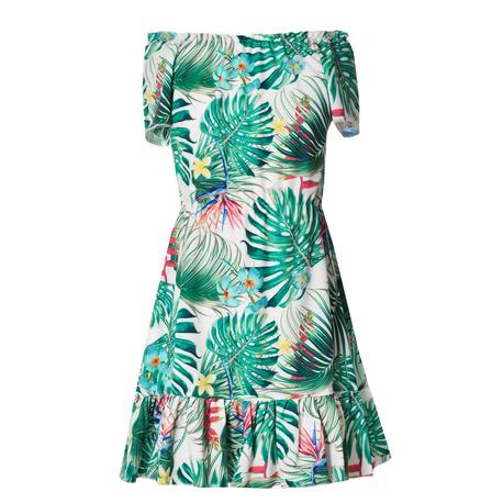 Sukienka Hiszpanka dla dziewczynki, na lato, kolorowa, z falbaną,sklep e-zygzak.pl