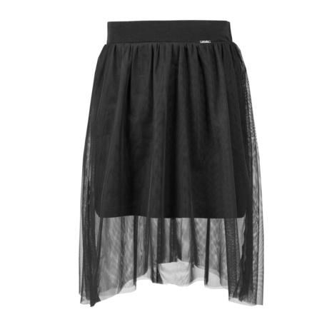 Tiulowa spódnica czarna dla dziewczynki Sally, ubranka galowe, wizytowe, dla dziewczynek, e-zygzak.pl