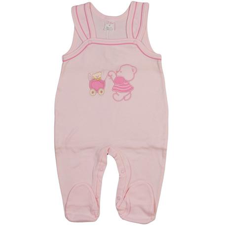 Śpioch niemowlęcy Myszka Sofija różowy, bawełniane, mięciutkie, na prezent, e-zygzak.pl