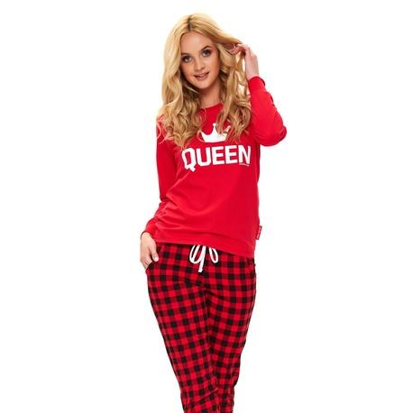 Doctor Nap Damska piżama dla wyjątkowej Królowej