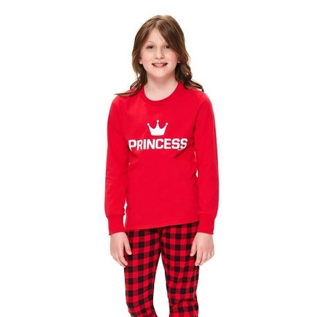 Doctor Nap Dziewczęca piżamka dla prawdziwej Księżniczki