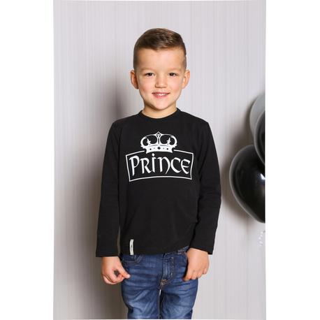 Bluza chłopięca bluzka PRINCE, do szkoły, na sportowo, wygodnie, e-zygzak.pl