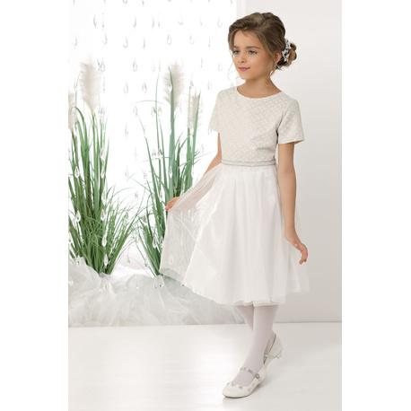 Pokomunijna sukienka dla dziewczynki Rosie,elegancka sukienka,odzież dla dzieci, sukienka dla dzieci,e-zygzak.pl