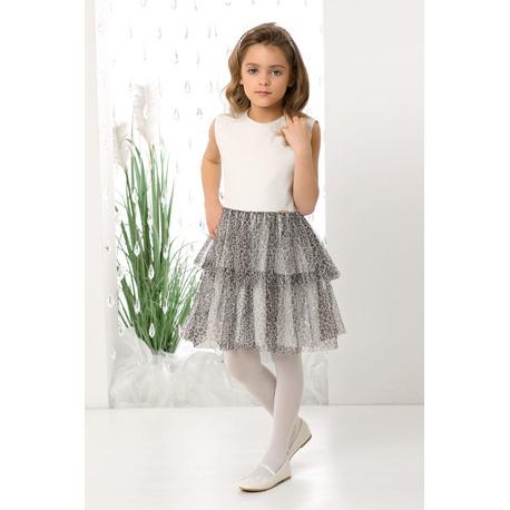 Elegancka sukienka dla dziewczynki Lona, pokomunijna, na wesela, wizytowa, e-zygzak.pl