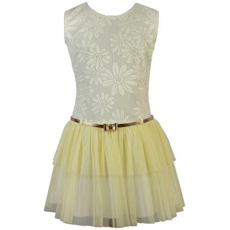 Tiulowa sukienka dla dziewczynki - SUN