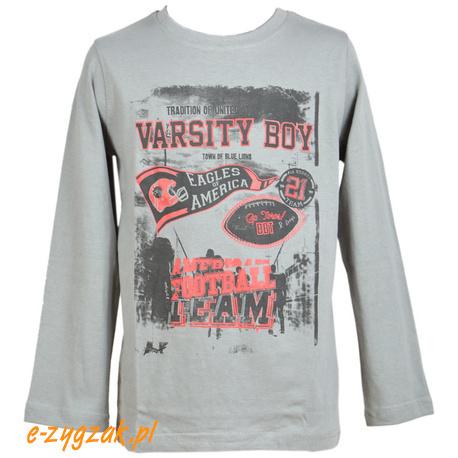Bluza dla chłopca szara - LOSAN
