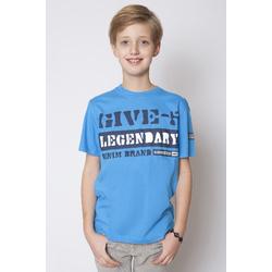 T-shirt -GF-5 niebieski