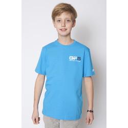 T-shirt niebieski GF-5