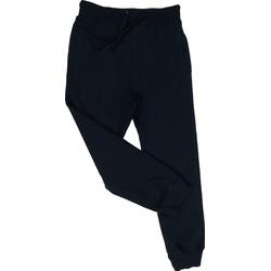 Spodnie bawełniane chłopięce czarne, wygodne ubranka dla dzieci, sklep e-zygzak.pl