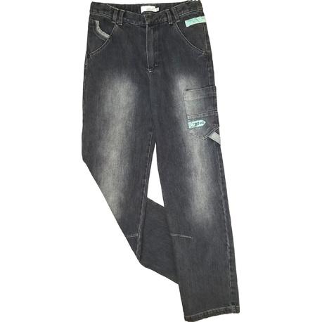 Spodnie chłopięce jeansowe Oskar, wygodne ubranka dla dzieci, sklep e-zygzak.pl