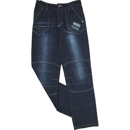 Spodnie jeansowe dla chłopca Północ, wygodne ubranka dladzieci, sklep e-zygzak.pl
