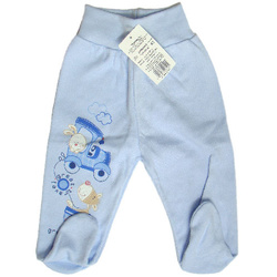 Półśpiochy niemowlęce Gamex niebieskie