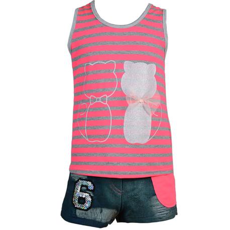 Bluzka dla dziewczynki ANBOR