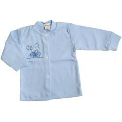 Kaftanik niemowlęcy Gamex niebieski