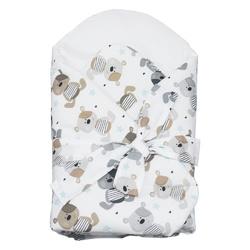 Rożek bawełniany drukowany EKO