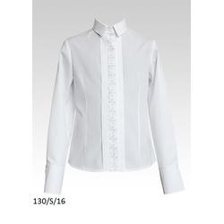 Biała bluzka wizytowa SLY