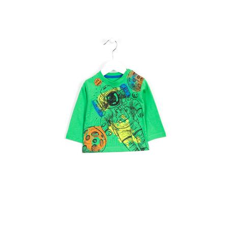 Bluza chłopięca zielona LOSAN