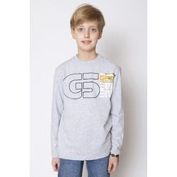 Szara bluza chłopięca GF 5