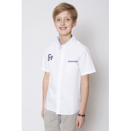 Biała koszula GF 5