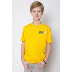 Żółty t-shirt GF 5