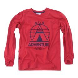 Czerwona bluza GF5