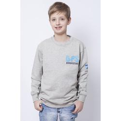 Bluza dla chłopca szary melanż