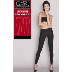 LEGGINS NEW YORK 01 4611S GATTA