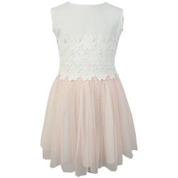 Wizytowa sukienka dla dziewczynki SUN
