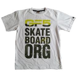 T-shirt biały GF5