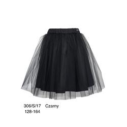 Czarna spódnica tiulowa SLY