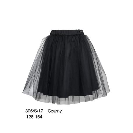 f028db486eff Czarna spódnica tiulowa SLY