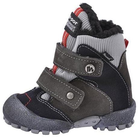 Buty dla chłopca na zimę MRUGAŁA 7181