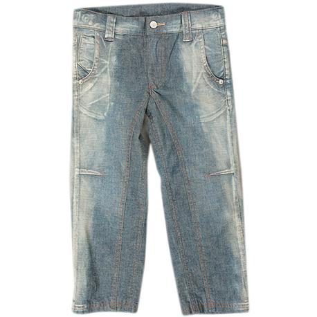 Jeansy dla dzieci 4x4