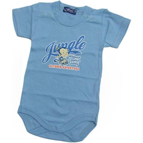 Rampers niemowlęcy TOMCIO ciemnoniebieski