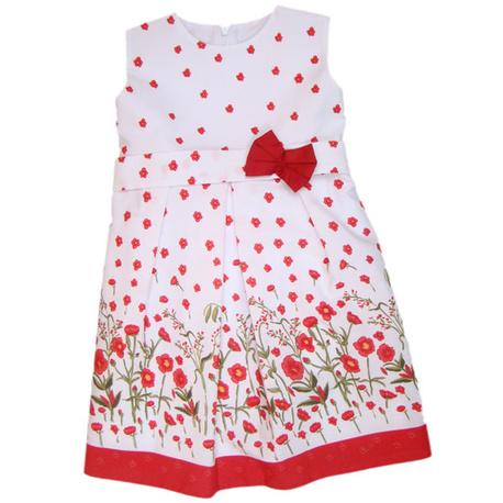 Letnia sukienka w maki SUN