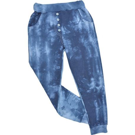 Spodnie dresowe granat