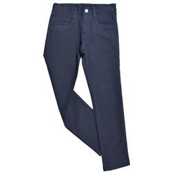 Spodnie bawełniane granatowe chłopięce