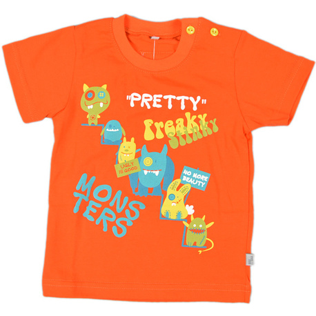 T-shirt Pretty Monster